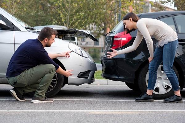 Como determinar quien tiene la culpa en un accidente de trafico