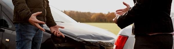 Como se determina la culpabilidad de un accidente de trafico
