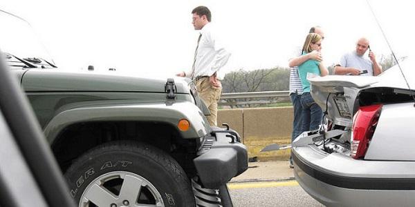 Que debe hacer luego de sufrir un accidente de trafico